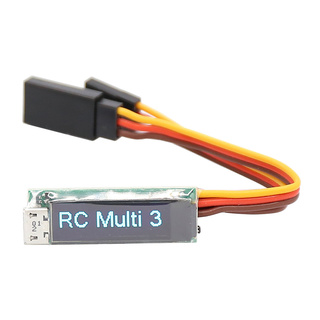 RC Multi 3 Datenlogger F5J